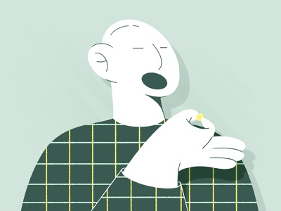 Chill Pill illustration for animation art direction design concept art illustration chill pill pill