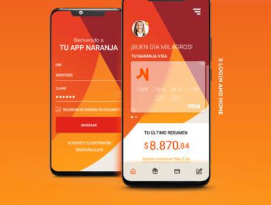UX UI 4 Credit Card App