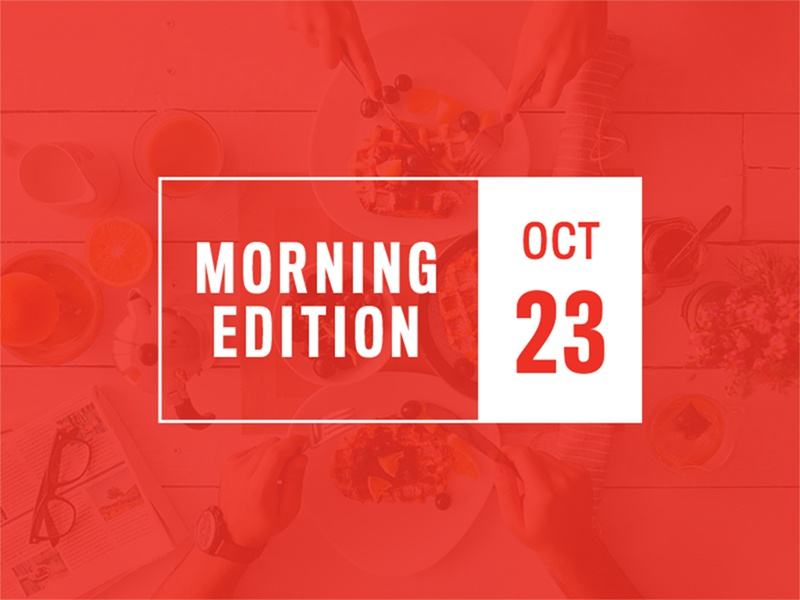Morning Edition Tag date tag