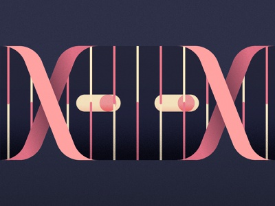 DNA's prisioner scientific scientist science get out illness ill freedom free prisioner chaman doctor trap key bars look eye break prision medicine dna