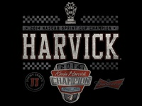 Vintage Harvick Champ Tee
