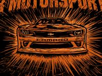 JRM Camaro NASCAR