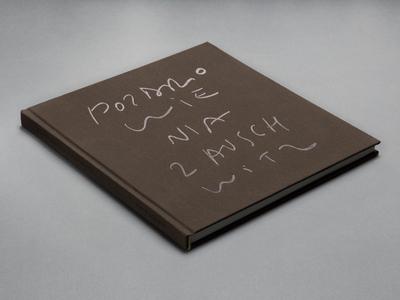 Handwritten Minimal Hardcover