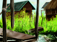 Somewhere in Myanmar