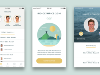 Rio Olympic Reskin