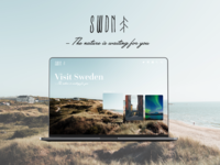 Adobe Daily Creative Challenge UX – Travel Agency