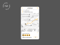 Daily UI #020 / Location Tracker