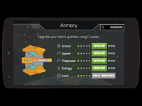 Prism Shell Armory