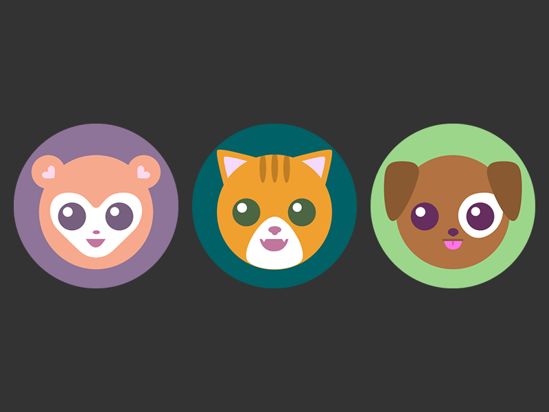 senseu main character chat avatars by catt small dribbble