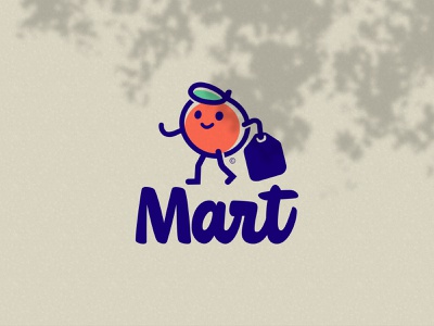 Mart — Logo icon vector illustration logo brand design