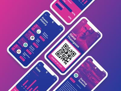 QR Code Event App