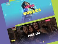 FV20 Summer Festival Website