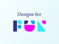 Designs For Fun
