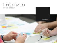 Three Invites