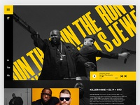Run the Jewels Redesign