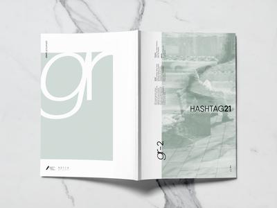 Multiple edition Art catalog