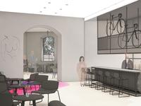 Design hotel.