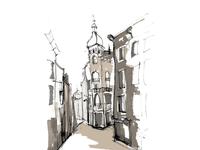 Antwerp sketch