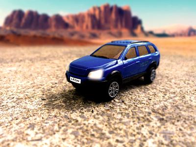 Desert Jeep desert photoshop 4x4 jeep