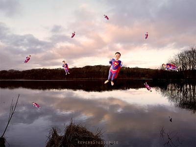 Super Midgets photoshop superman midgets