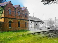 Mohill Railway Station