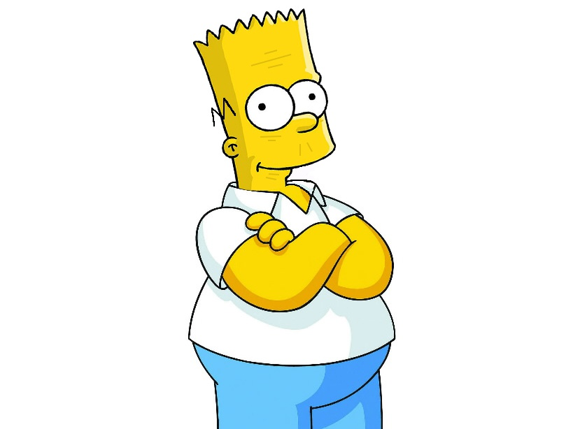 Old Bart Simpson simpsons homer bart