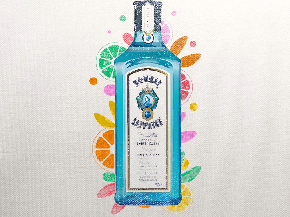 Bombay Sapphire gin stir creativity bombay sapphire