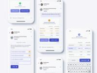 Nivoda app - Chat Initiation - Customer <> Supplier