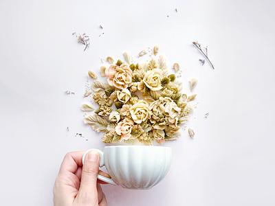 Cynzcakes buttercream flowers 🌸 2018 minimalist clean design food art 3d buttercream art cake art cake ui ux cynthia irani