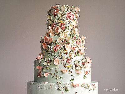 cynzcakes 2018 cake art design cynthia irani