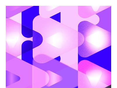 Color and Shape Study vector art geometric art freelance designer illustrator design flat vector art illustration shape