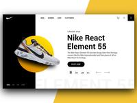 Nike shoe concept