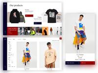 Streetwear Shop part 2