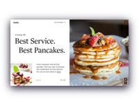 Pancakes restaraunt