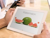 PicaBook Learning : Fruits App