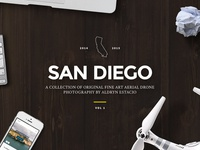 San Diego Aerial Drone Photography