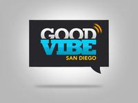Good Vibe SD logo