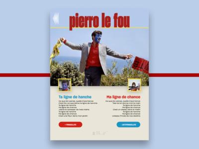 Pierro Le Fou