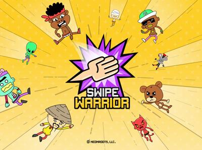 Swipe Warrior