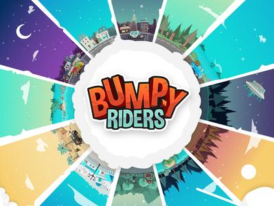 Bumpy Riders World