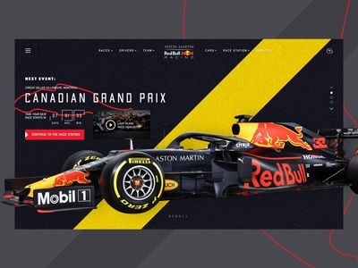 Red Bull Racing Concept