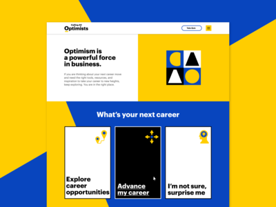 CAO | Homepage appdesign app application user inteface interaction interface site uidesign uiux webdesign illustration vector art landingpage web branding visual identity website