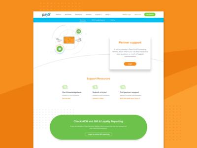Paya | Website app colorful branding identity homepage screen vectorart visual design interactive uidesign uidaily uiux user experience userinterface site web design website web interaction interface