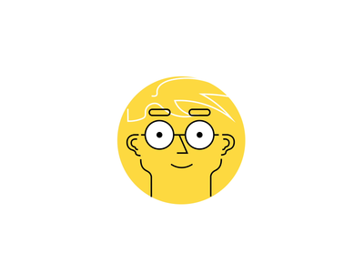 Animated Character vector character design character illustration motion motiongraphics gif animation after effects 2d 2d animation