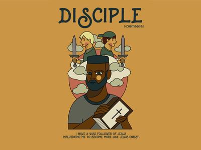 Disciple   Jesus Piece #2