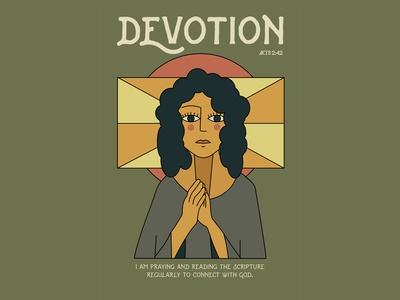 Devotion | Jesus Piece #3