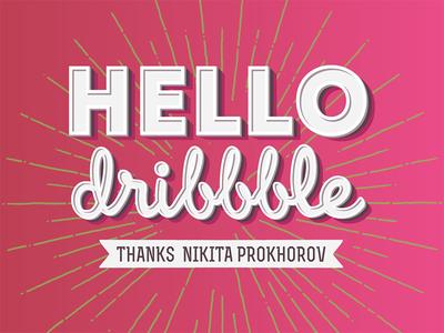 Thanks  Nikita Prokhorov