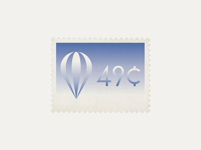 Postage Stamp 8