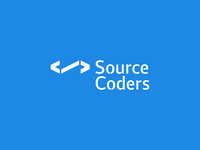Source Coders — Logo #2