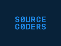 Source Coders — Logo #3